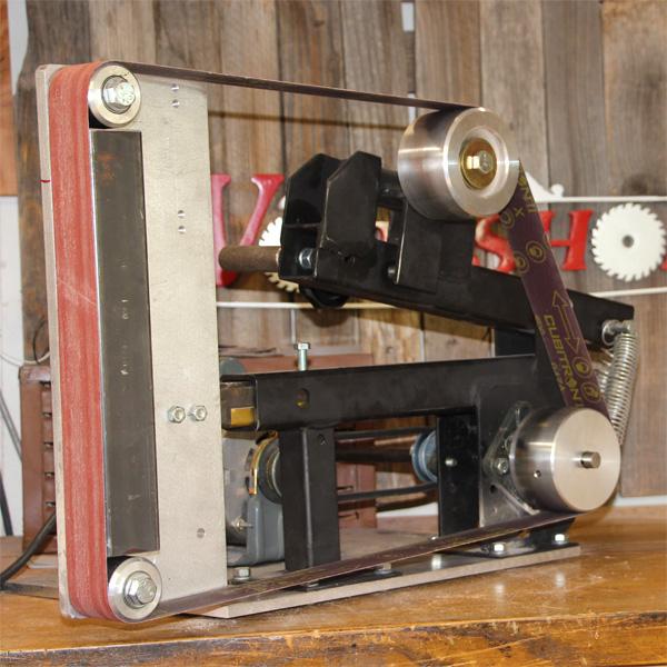 metal belt grinder