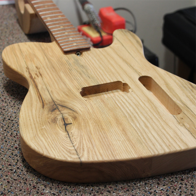 Woodworking Tools To Build A Guitar Body Home Built Workshop